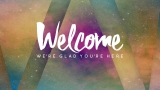 Cosmic Deco Welcome Still