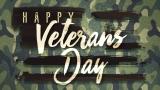 American Flair Veterans Day Still