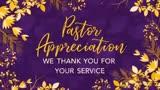 Autumn Breeze Pastor Appreciation Motion