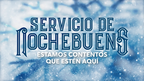 Christmas Eve In Spanish.Icy Christmas Eve Still Spanish Playback Media Sermonspice