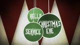 Christmas Decorations Eve Still