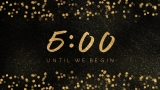 Classy New Year Countdown