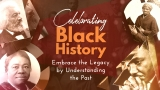 Black History Month Still 1