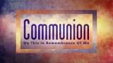 Grace And Joy Communion Still