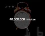 40 Million Minutes