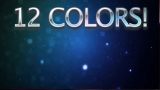 Worship Backgrounds Particles 12 Colors!!