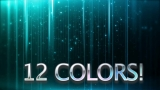 Worship Background Lights Shift 12 Colors!!!