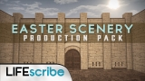 Easter Scenery Production Pack [LS]