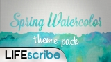 Spring Watercolor Theme Pack [LS]