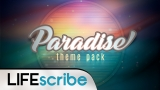 Paradise Theme Pack