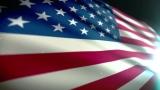 Patriotic Flag Loop 3