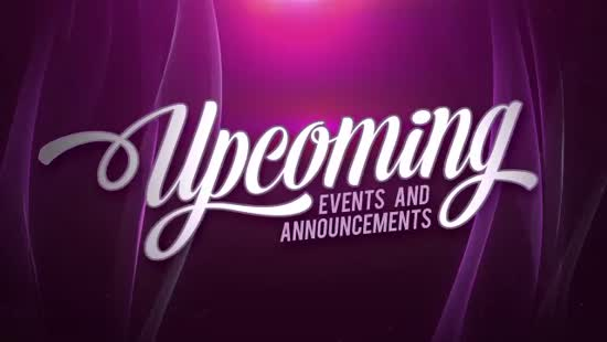 Awesome Waves Announcements Life Scribe Media Sermonspice