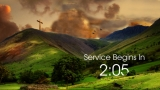 The Cross at Sunrise Countdown