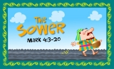 The Parables of Jesus 1 - The Sower