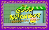 The Parables of Jesus 4 - The Good Neighbor