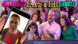 Awkward Easter Invite: Doorbell Disaster