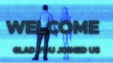 Glitching Welcome