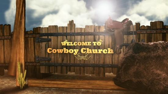 Cowboy Church Welcome | Byers | SermonSpice