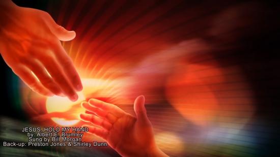 Jesus, Hold My Hand | Byers | SermonSpice