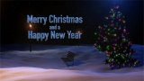 Merry Christmas Happy New Year Video