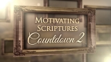 Motivating Scriptures Countdown 2
