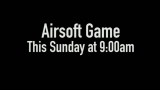 Airsoft / Paintball Game