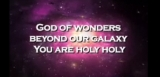 God of Wonders iWorship Trax