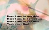 Here I Am to Worship iWorship Trax
