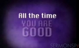 You Are Good iWORSHIP VideoTrax