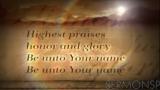 Be Unto Your Name  iWorship VideoTrax