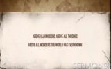 Above All iWorship Video Trax