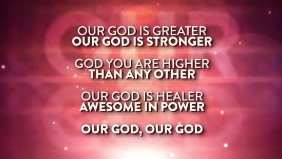 Our God Iworship Sermonspice