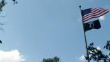 American / POW Flag
