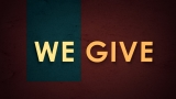 We Give
