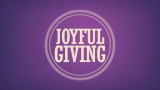 Joyful Giving