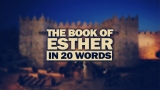The Book of Esther in 20 Words