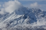 Alaska Mountain with Sky 3