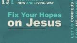 Jesus our High Priest