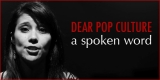 Dear Pop Culture