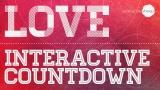 Love Interactive Countdown