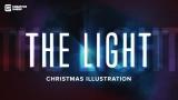 The Light - Christmas Illustration
