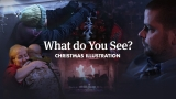 What do you see? (Christmas Illustration)