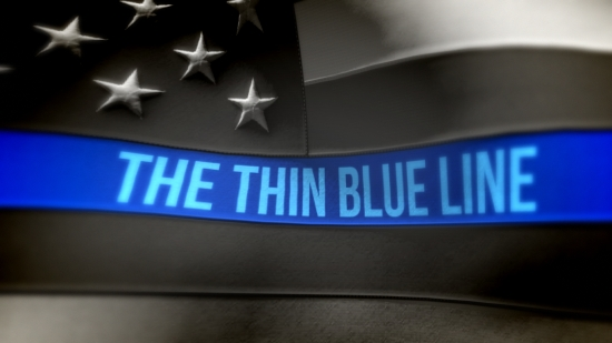 The Thin Blue Line | Creative Media Solutions | SermonSpice