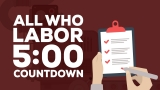 All Who Labor—Countdown
