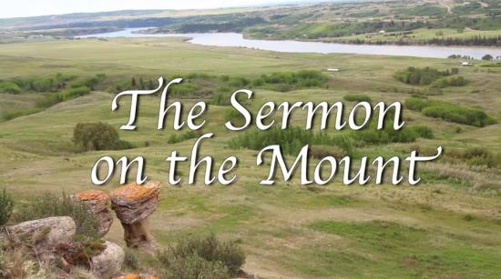 Bergpredigt Mt 5 7