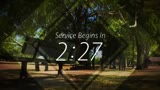 Spring Park Bench Countdown