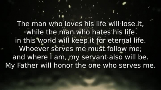 John 12:23-28 | Revolution Church | SermonSpice
