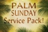 Palm Sunday Service Pack 1