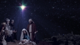 Christmas Nativity Background 4