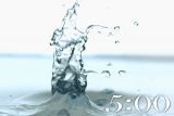 SLOW MOTION WATER COUNTDOWN